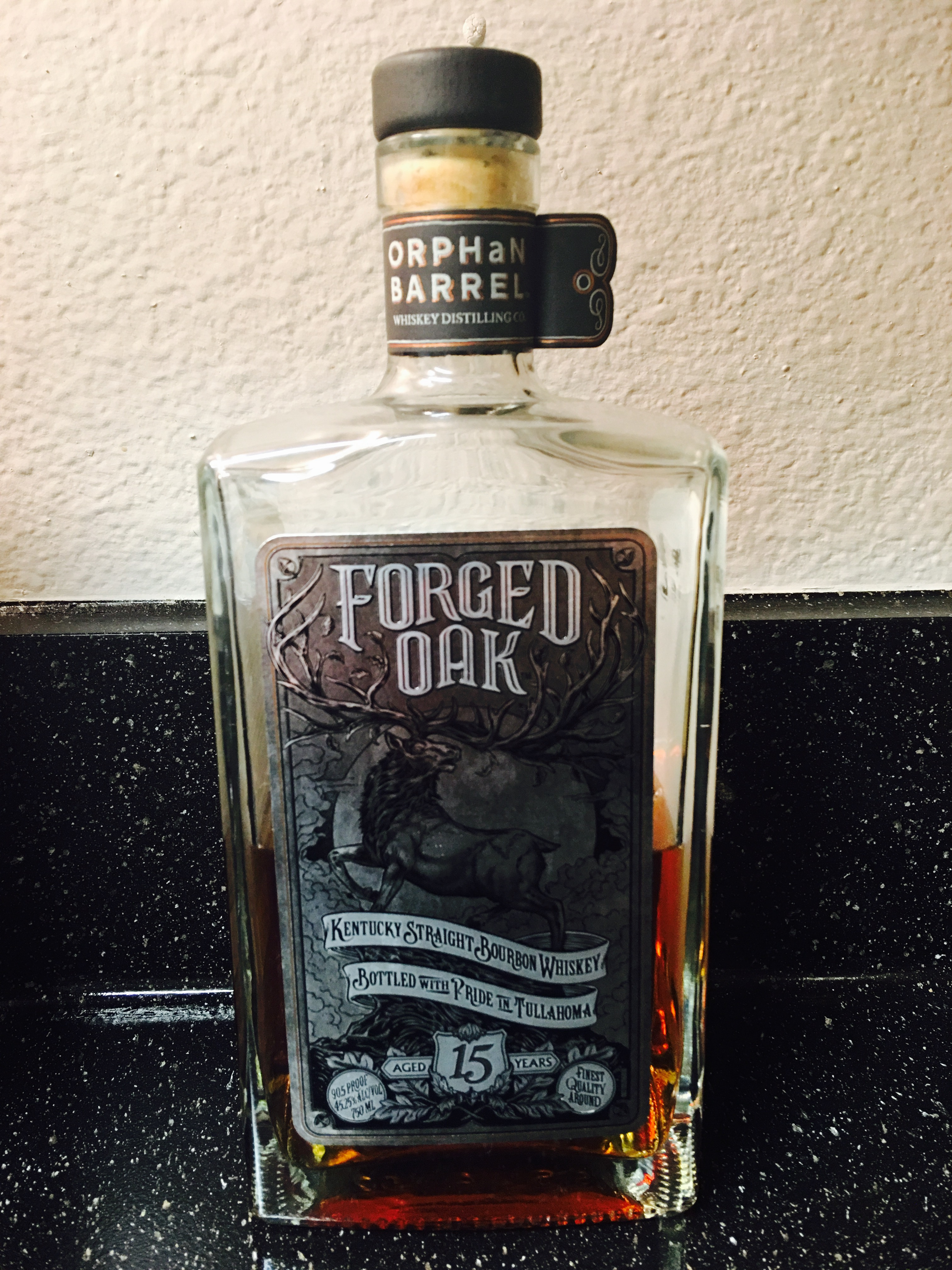 Forged Oak Review