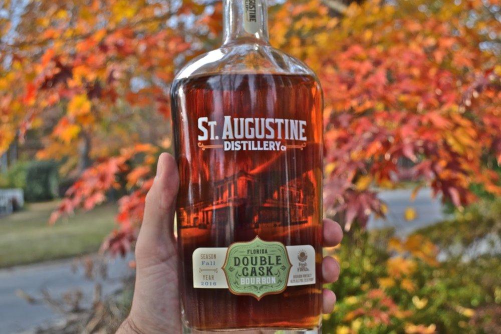 St. Augustine Florida Double Cask