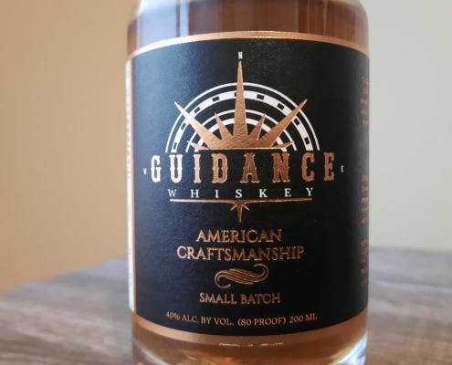 Guidance Whiskey 350ml Small Batch Bottle